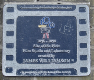 williamson_church_road_plaque